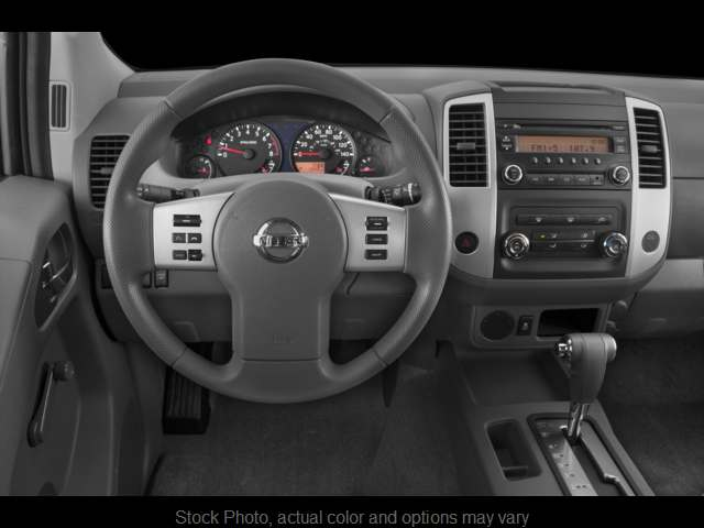 Used 2015  Nissan Frontier 4WD Crew Cab S Auto at VA Cars of Tri-Cities near Hopewell, VA
