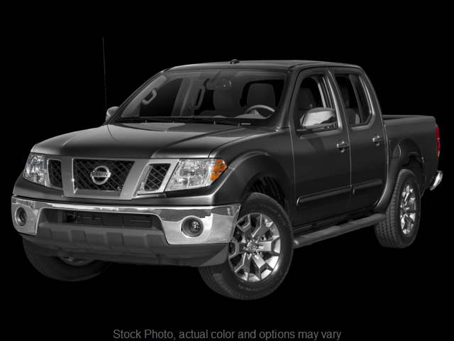 New 2018  Nissan Frontier 4WD Crew Cab SL at Kama'aina Nissan near Hilo, HI
