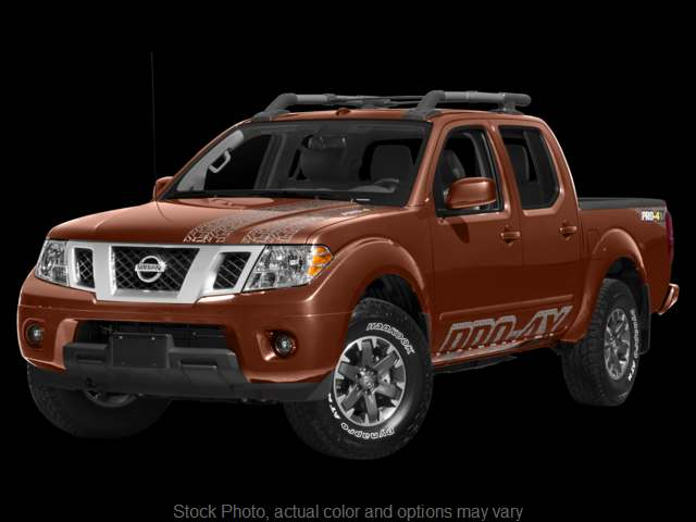 Used 2016  Nissan Frontier 4WD Crew Cab PRO-4X Auto at Walt Sweeney Auto near Cincinnati, OH