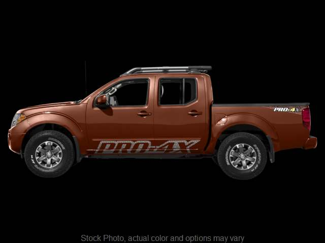 Used 2018  Nissan Frontier 4WD Crew Cab PRO-4X Auto at The Gilstrap Family Dealerships near Easley, SC