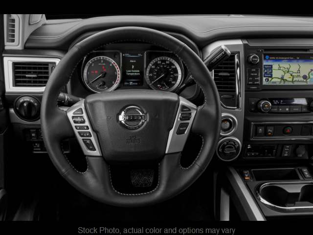 New 2019  Nissan Titan XD 4WD Crew Cab PRO-4X Diesel at Kona Nissan near Kailua Kona, HI