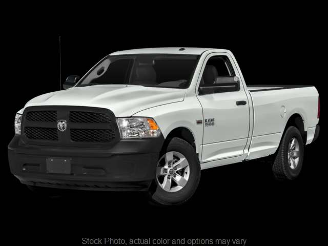 Used 2016  Ram 1500 2WD Reg Cab Tradesman Longbed at Oxendale Auto Outlet near Winslow, AZ