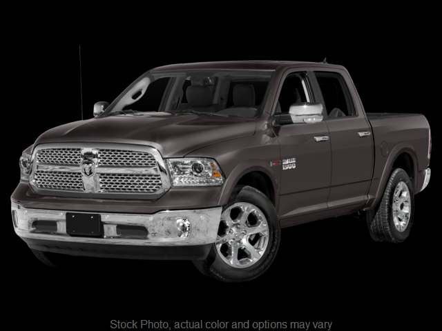 Used 2016  Ram 1500 4WD Crew Cab Laramie at Ubersox Used Car Superstore near Monroe, WI
