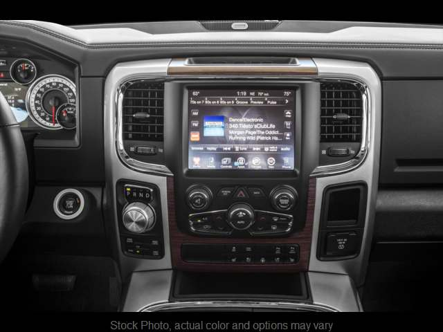 Used 2017  Ram 1500 4WD Crew Cab Laramie at The Gilstrap Family Dealerships near Easley, SC
