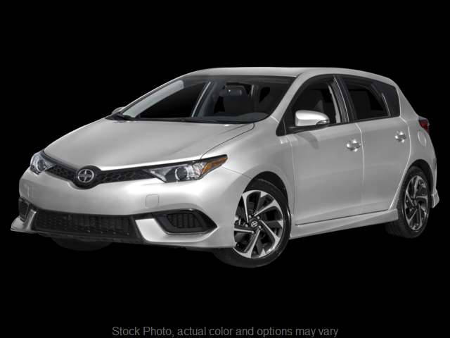 2016 Scion iM 4d Hatchback CVT at Bobb Suzuki near Columbus, OH