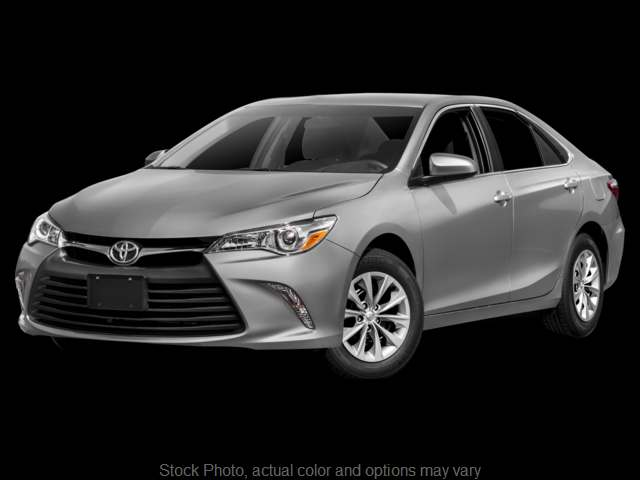 2016 Toyota Camry 4d Sedan LE at C&H Auto Sales near Troy, AL
