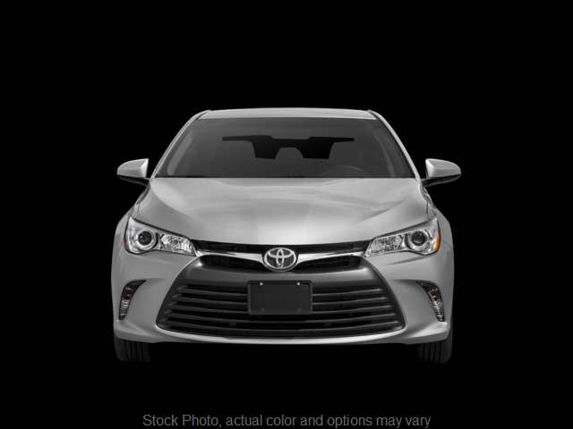 Used 2016  Toyota Camry 4d Sedan LE at C&H Auto Sales near Troy, AL