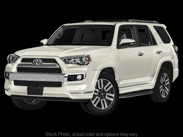 Used 2016 Toyota 4Runner 4d SUV RWD Limited at Nissan of Paris near Paris, TN