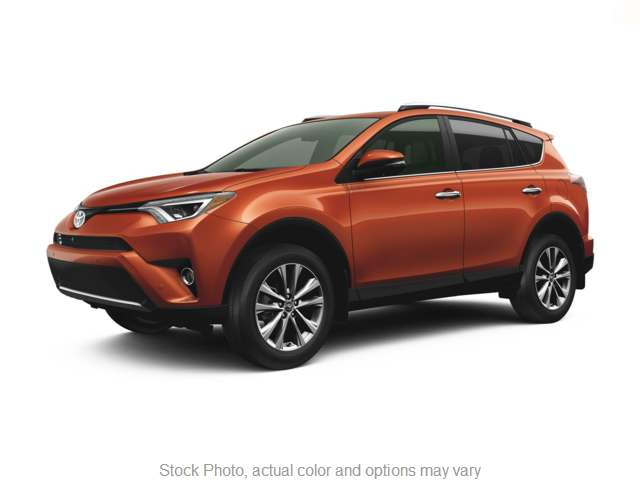 2017 Toyota RAV4 4d SUV FWD XLE at You Sell Auto near Lakewood, CO