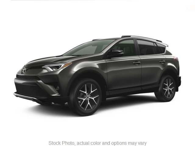 Used 2016 Toyota Rav4 4d Suv Awd Se At Graham Auto Group Near Mansfield Oh