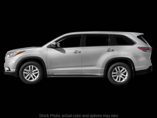 Used 2016  Toyota Highlander 4d SUV FWD LE at C&H Auto Sales near Troy, AL