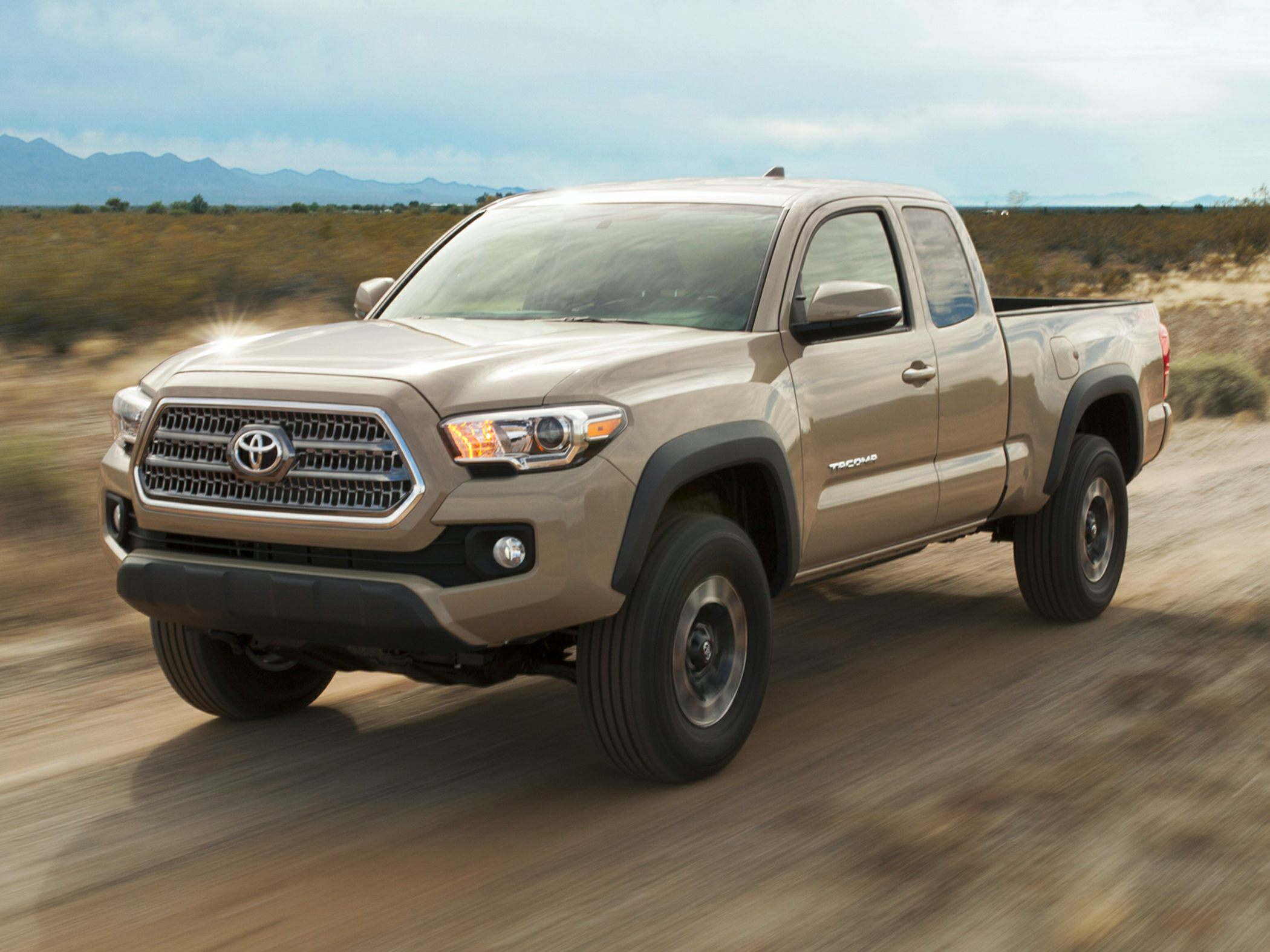 toyota tacoma review road trd offroad off