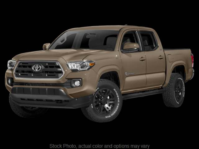 Used 2016  Toyota Tacoma 2WD Double Cab SR5 V6 at Oxendale Auto Outlet near Winslow, AZ
