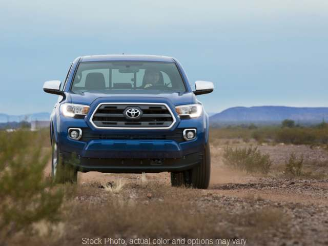 Used 2016 Toyota Tacoma 4WD Double Cab Limited at Odessa near Odessa, Texas