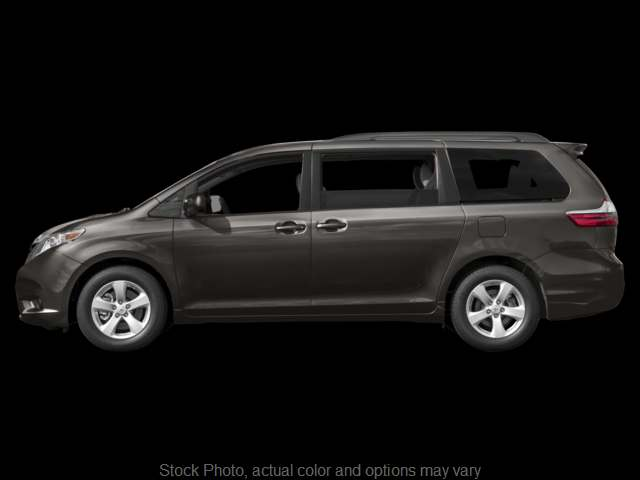 Used 2017  Toyota Sienna 4d Wagon LE AWD at The Gilstrap Family Dealerships near Easley, SC