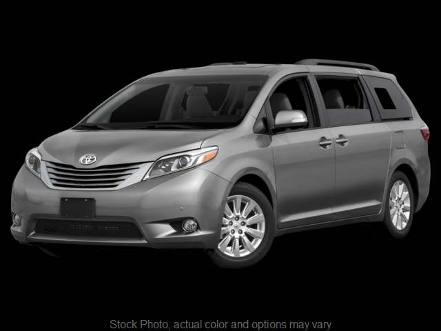 Used 2016 Toyota Sienna 4d Wagon Limited Premium at Premier Car & Truck near St. George, UT