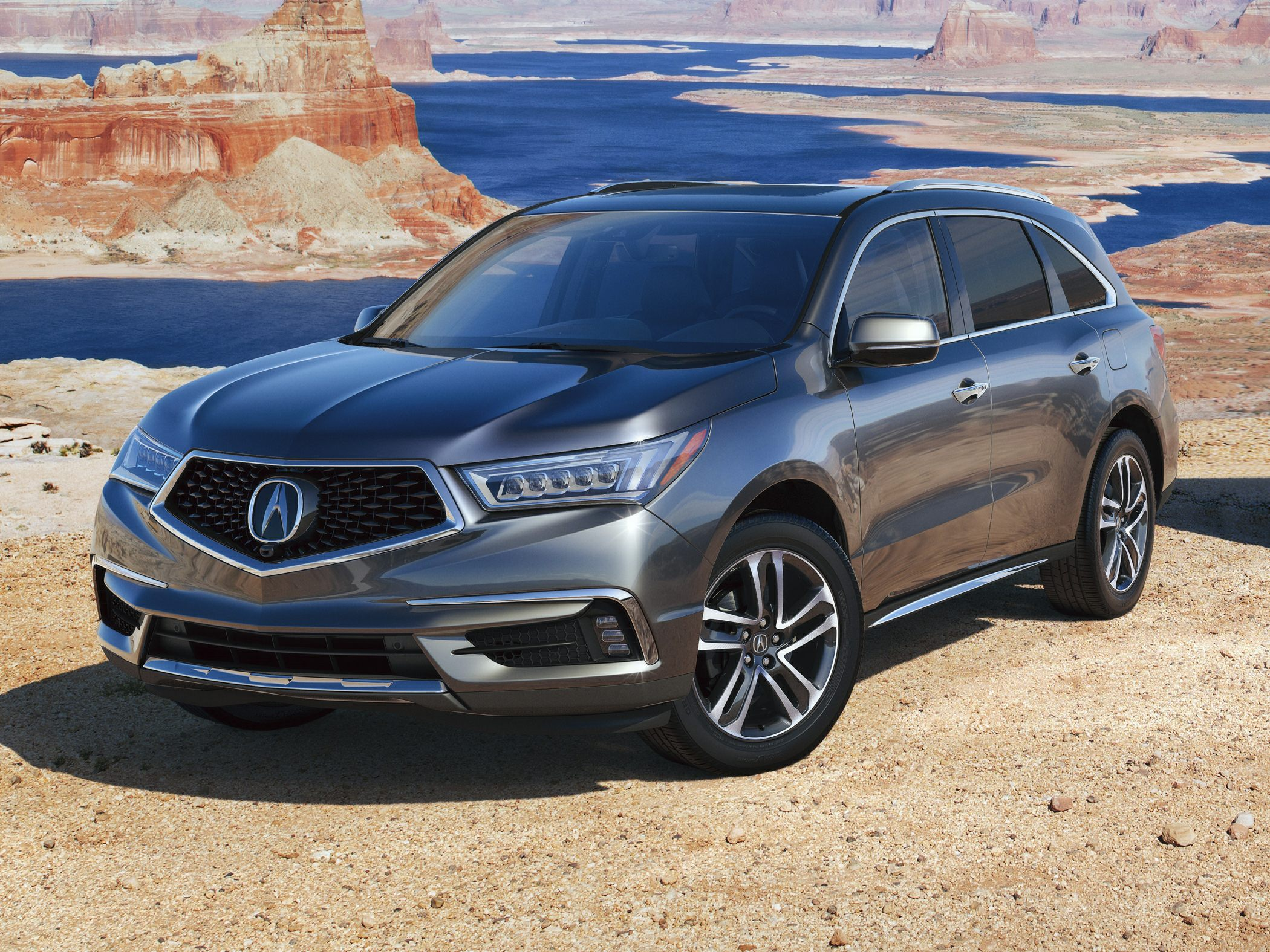 Acura MDX For Sale In Toronto Acura Downtown - Www acura mdx 2018