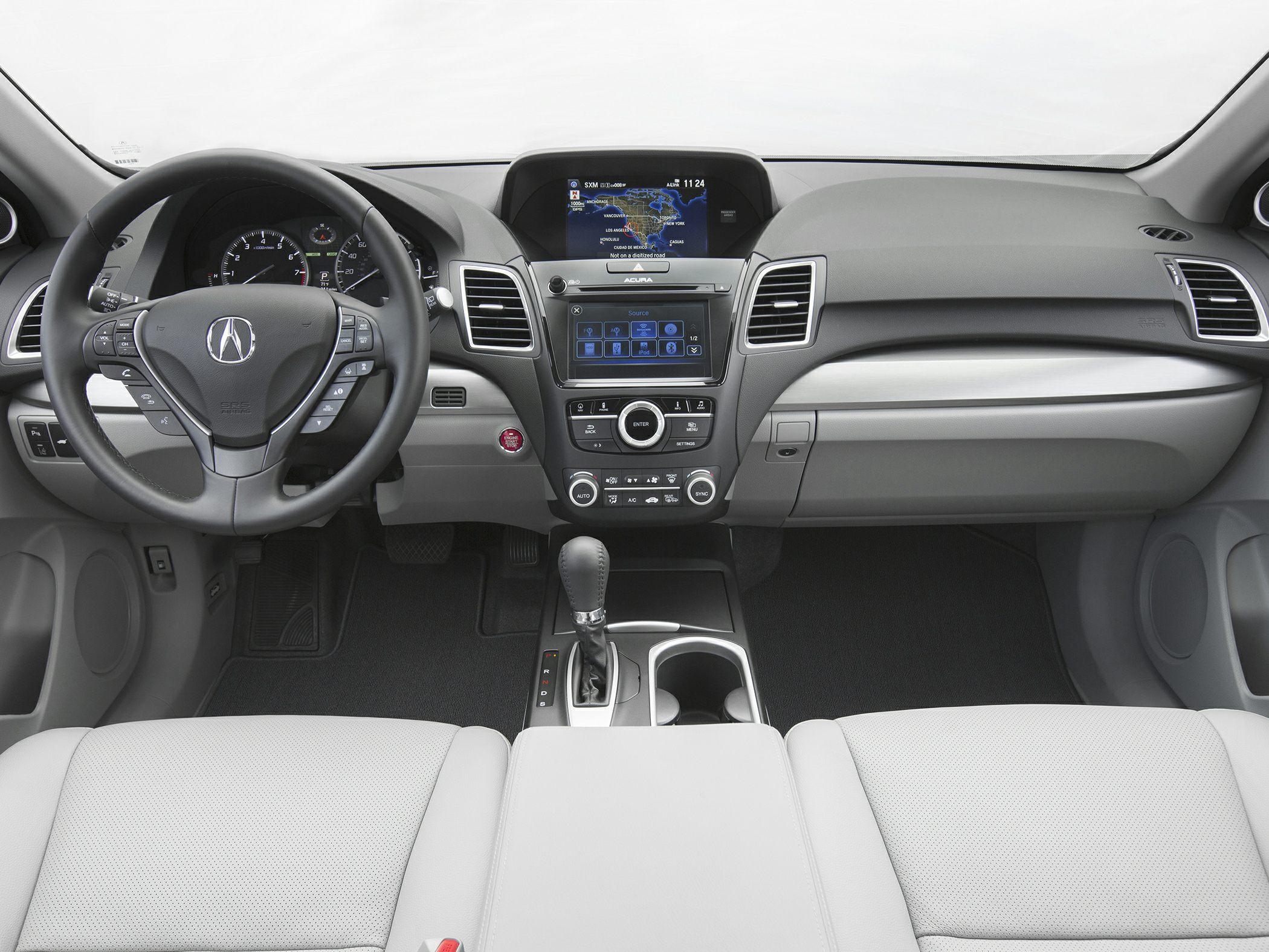 Acura RDX For Sale In Pickering Acura Pickering - Acura rdx center console cover