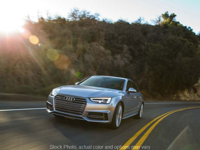 2018 Audi A4 4d Sedan Ultra Premium Plus at Edd Kirby's Adventure near Dalton, GA