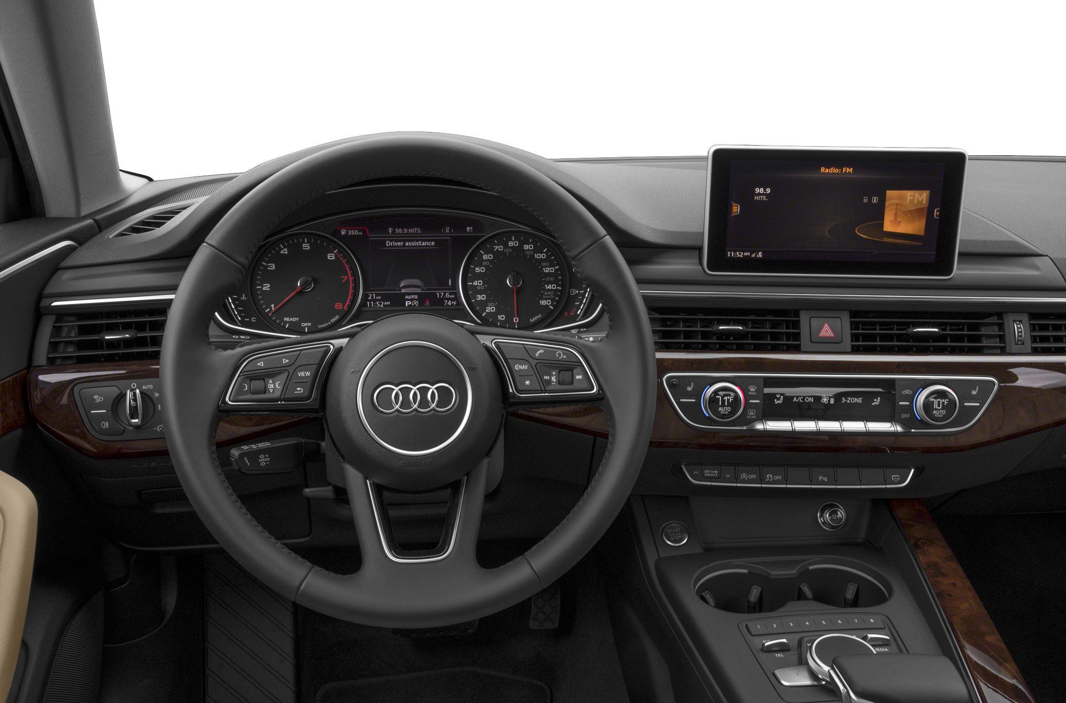 Audi Komfort Dr Sedan At Audi Kitchener Waterloo