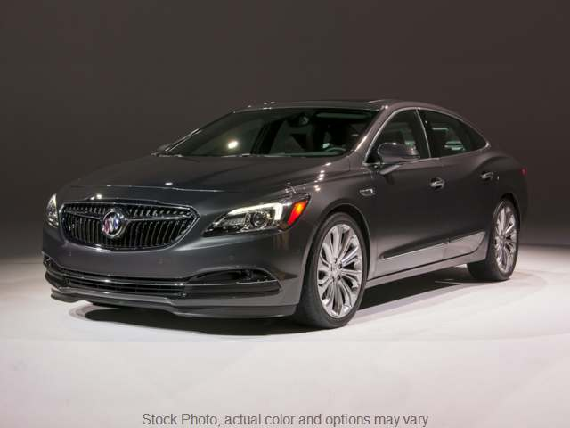 2019 Buick LaCrosse 4d Sedan FWD Essence 3.6L at Shields Auto Group near Rantoul, IL