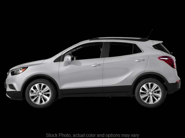 New 2019  Buick Encore 4d SUV AWD Preferred at Hallada Ford near Dodgeville, WI