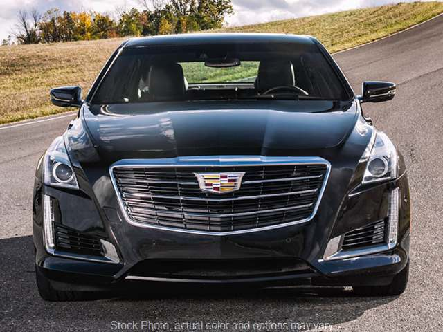 2018 Cadillac CTS 4d Sedan RWD 2.0L Turbo Luxury at You Sell Auto near Lakewood, CO