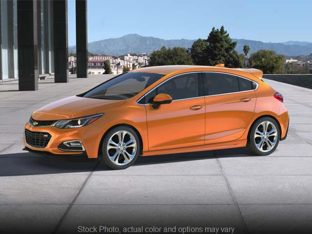 2018 Chevrolet Cruze 4d Hatchback LT Auto at 30 Second Auto Loan near Peoria, IL