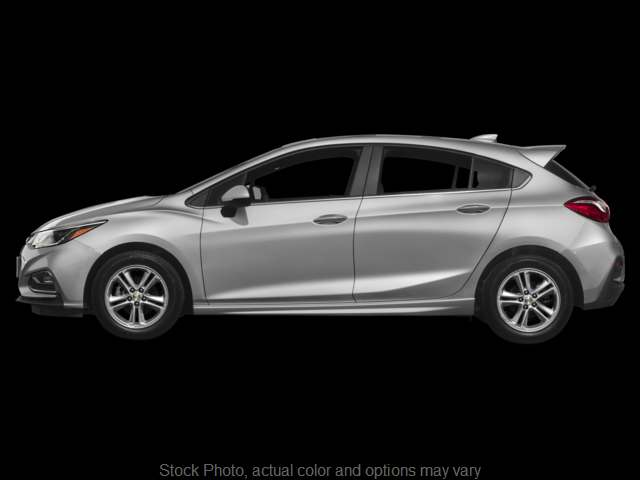 Used 2017  Chevrolet Cruze 4d Hatchback LT Auto at Estle Auto Mart near Hamler, OH