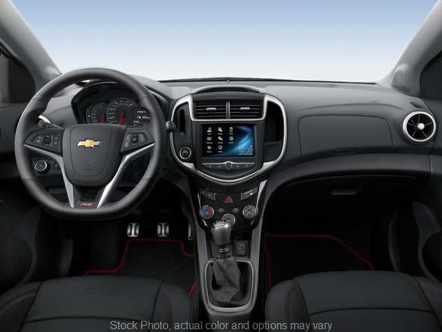 Used 2019  Chevrolet Sonic 4d Sedan Premier AT at Texas Certified Motors near Odesa, TX
