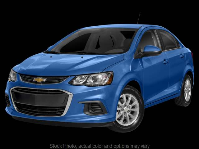 Used 2017  Chevrolet Sonic 4d Sedan LT AT at Atlas Automotive near Mesa, AZ