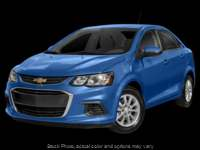 Used 2017  Chevrolet Sonic 4d Sedan LT AT at Camacho Mitsubishi near Palmdale, CA