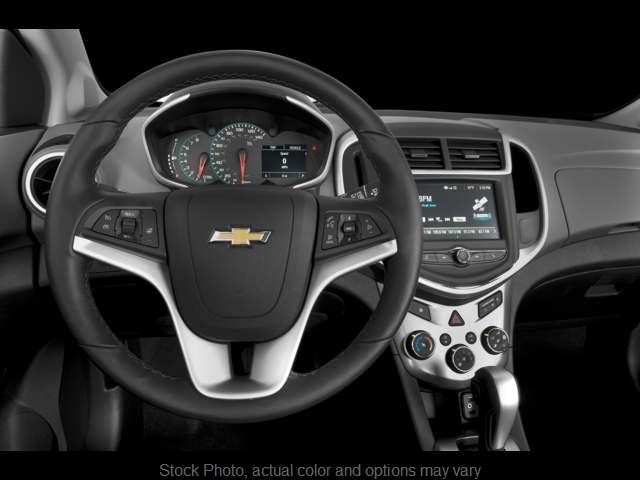 Used 2017  Chevrolet Sonic 4d Sedan LT AT at Bobb Suzuki near Columbus, OH
