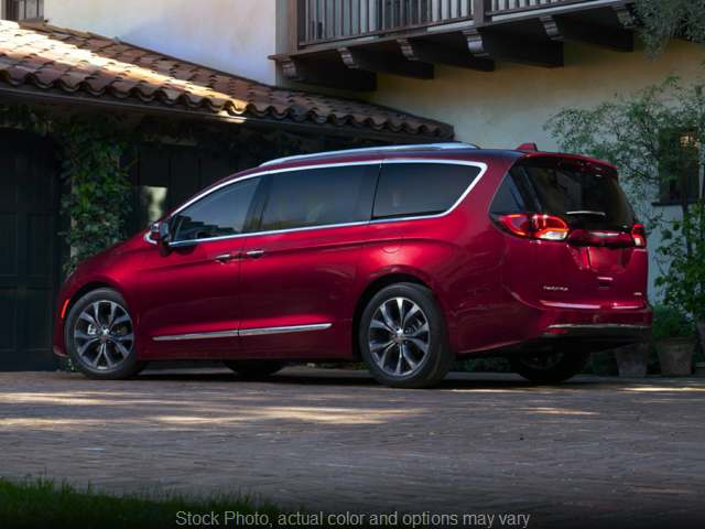 Used 2018  Chrysler Pacifica 4d Wagon Touring L Plus at Ramsey Motor Company - North Lot near Harrison, AR