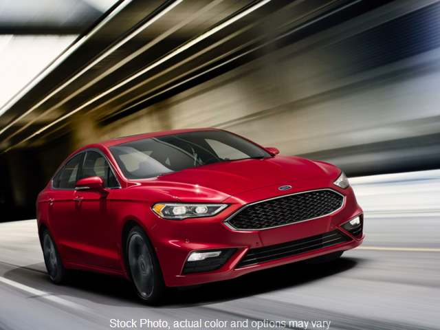 2017 Ford Fusion 4d Sedan SE 2.5L at Hallada Ford near Dodgeville, WI