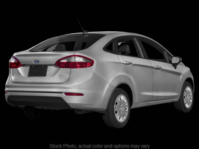 Used 2017  Ford Fiesta 4d Sedan S at Ubersox Used Car Superstore near Monroe, WI