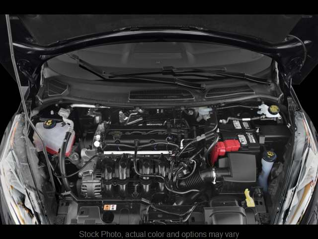New 2018  Ford Fiesta 4d Hatchback SE at Get Approved Quad Cities near East Moline, IL