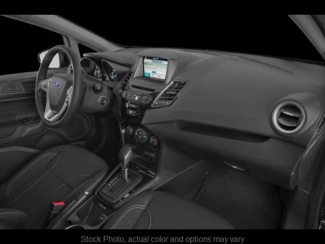 Used 2017  Ford Fiesta 4d Hatchback SE at The Gilstrap Family Dealerships near Easley, SC
