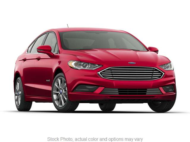 2018 Ford Fusion Hybrid 4d Sedan SE at Get Approved Quad Cities near East Moline, IL