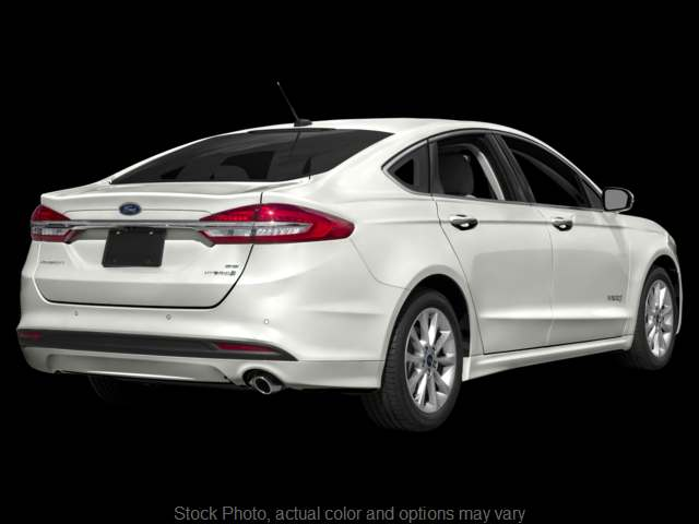 Used 2017  Ford Fusion Hybrid 4d Sedan SE at You Sell Auto near Lakewood, CO