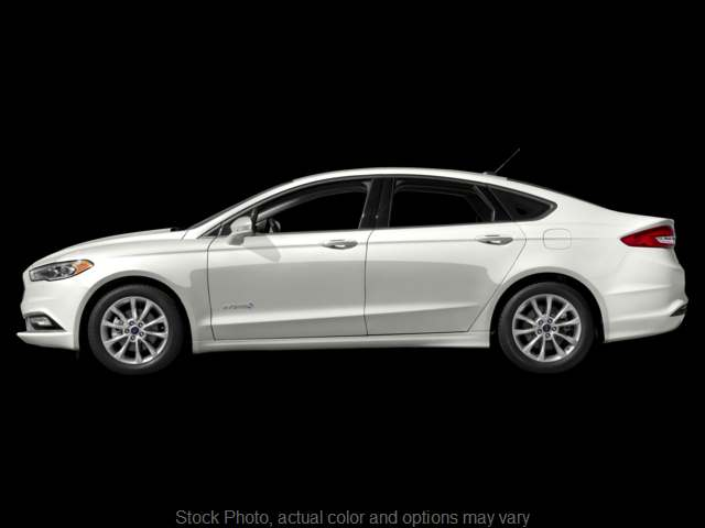 Used 2018  Ford Fusion Hybrid 4d Sedan SE at VA Cars West Broad, Inc. near Henrico, VA