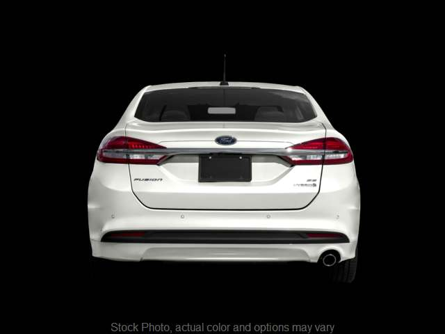 Used 2017  Ford Fusion Hybrid 4d Sedan SE at Planet Mitsubishi near Charlotte, NC