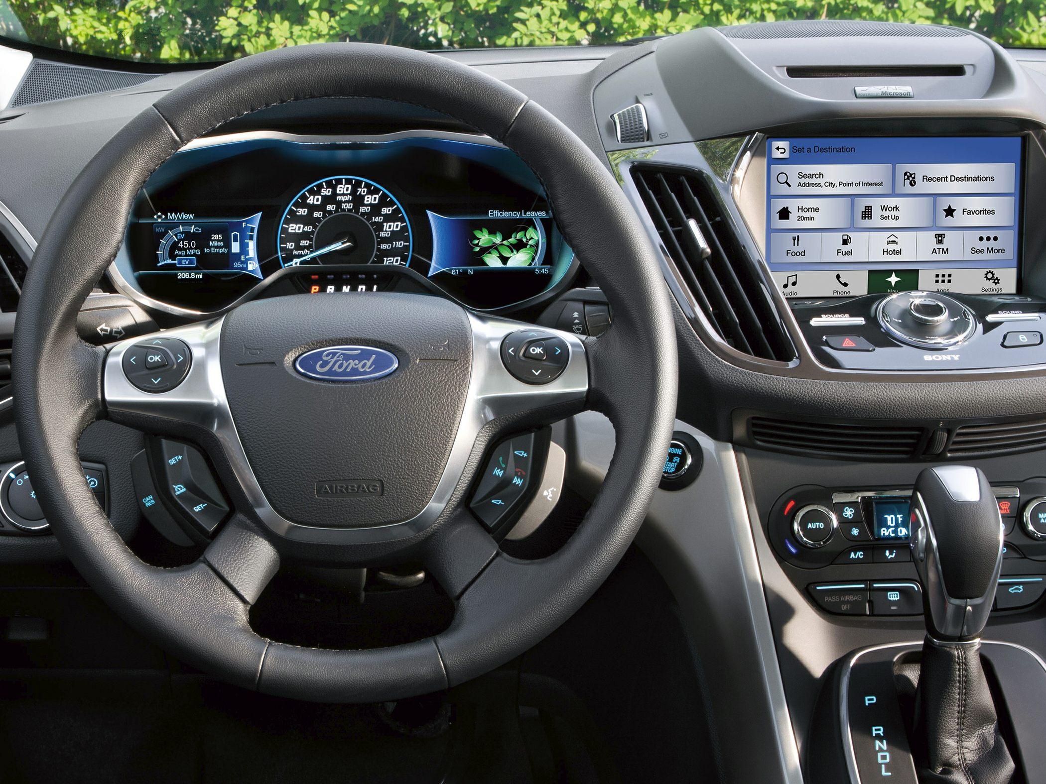 2018 ford c max hybrid se