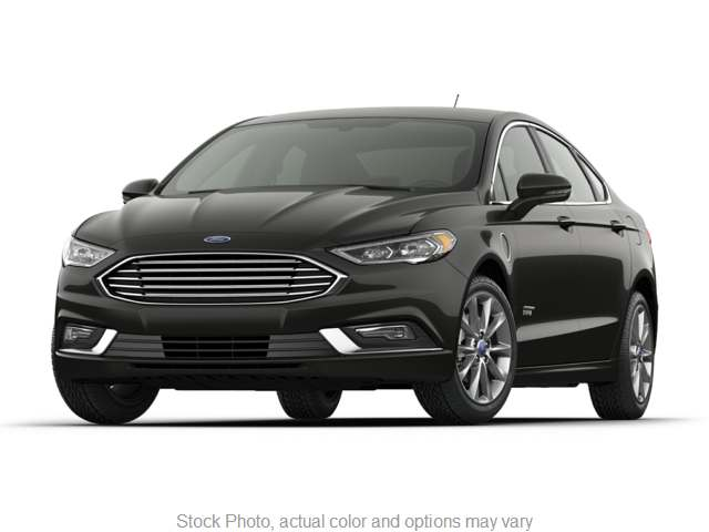 Used 2017  Ford Fusion Energi 4d Sedan Titanium at Mike Burkart Ford near Plymouth, WI