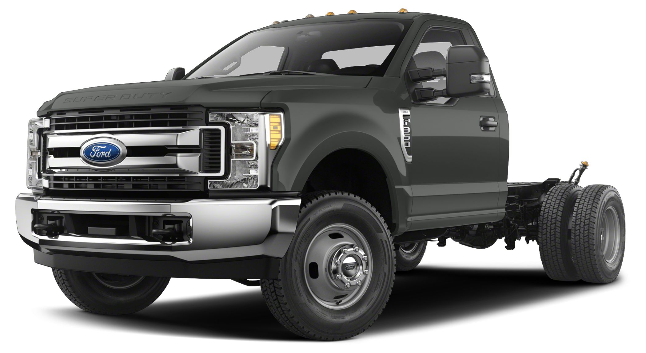 2018 Ram F-350 Chassis XL