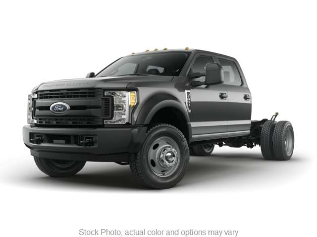 New 2019  Ford F350 Cab-Chassis 4WD Crew Cab 179