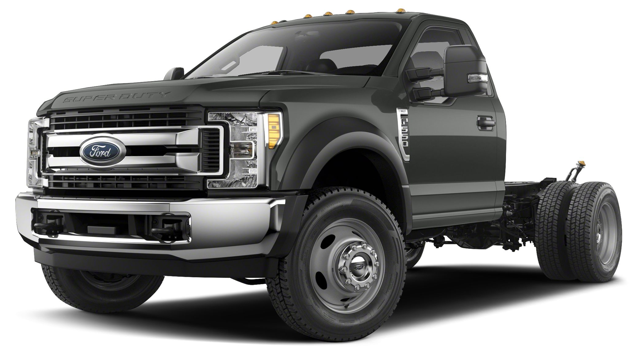 2018 Ram F-550 Chassis XL