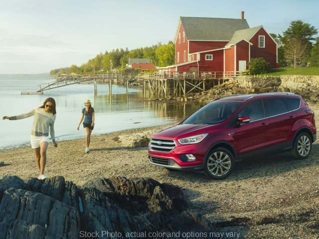 2019 Ford Escape 4d SUV FWD SE at Hallada Ford near Dodgeville, WI