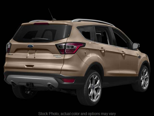 Used 2017  Ford Escape 4d SUV FWD Titanium at Maxx Loans USA near Saline, MI