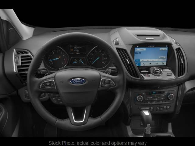 New 2018  Ford Escape 4d SUV FWD Titanium at Get Approved Quad Cities near East Moline, IL
